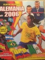 Alemania 2006 1 (Album Mundial) (Navarrete Peru) - Sonstiges