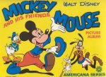 Mickey Mouse And His Friends - Americana