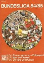 Bundesliga 84/85 - Bergmann