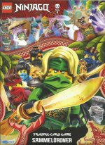 Lego Ninjago Trading Card Game Serie 6 - Die Insel - Blue Ocean