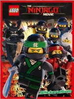 The Lego Ninjago Movie - Blue Ocean