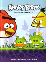 Angry Birds Trading Cards - E-Max/Giromax