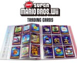 Super Mario Bros Wii Trading Cards - E-Max/Giromax