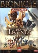 Lego Bionicle Lamincards - Edibas