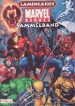 Marvel Heroes Lamincards - Edibas