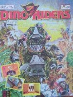 Dino Riders - Euroflash