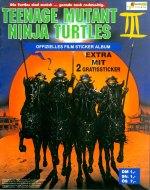 Teenage Mutant Ninja Turtles 3 - Euroflash