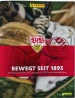 125 Jahre VfB - bewegt seit 1893 - Juststickit