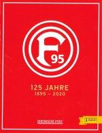 F95 - 125 Jahre Fortuna Düsseldorf - Juststickit