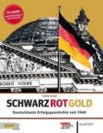 Schwarz Rot Gold - Juststickit