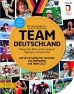 Team Deutschland Olympia 2021 - Juststickit