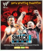 WWF SmackDown - Magic Box