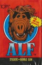 Alf (zweite Serie) - Merlin/Topps