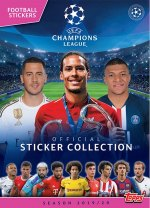CL 2019/20 [UEFA Champions League - Official Sticker Collection Season 2019/20] - Merlin/Topps