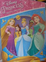 Disney Princess Trading Card Game - Merlin/Topps