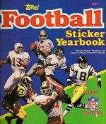 Football Sticker Yearbook 1985 (Topps) - Merlin/Topps