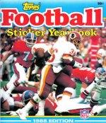 Football Sticker Yearbook 1988 (Topps) - Merlin/Topps