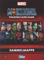 Marvel Missions (deutsche Ausgabe) - Merlin/Topps