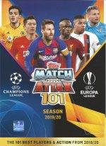 Match Attax 101 Saison 2019/20 - Merlin/Topps