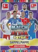 Match Attax Bundesliga 17/18 Extra