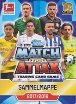 Match Attax Bundesliga 17/18