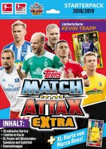 Match Attax Bundesliga 18/19 Extra