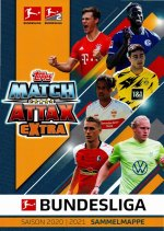 Match Attax Bundesliga 20/21 Extra - Merlin/Topps