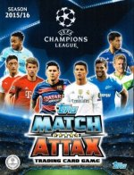 Match Attax Champions League 15/16 (Nordic Edition) - Merlin/Topps