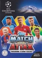 Match Attax Champions League 16/17 - Merlin/Topps