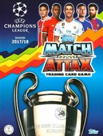 Match Attax Champions League 17/18 - Merlin/Topps