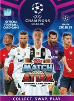 Match Attax Champions League 18/19 - Merlin/Topps