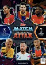 Match Attax Champions League 20/21 (deutsche Version) - Merlin/Topps