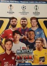 Match Attax Champions League 21/22 - Merlin/Topps