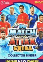 Match Attax Premier League 2016/17 Extra - Merlin/Topps