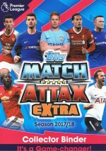 Match Attax Premier League 2017/18 Extra - Merlin/Topps