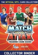 Match Attax Scottish Professional Football League 2016/17 - Merlin/Topps