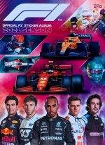 Official F1 Sticker Album 2021 Season