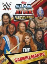 WWE Slam Attax Universe - Merlin/Topps