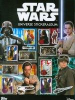 Star Wars Universe Stickeralbum - Merlin/Topps