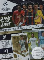 Topps Best Of The Best Champions League 2020/2021