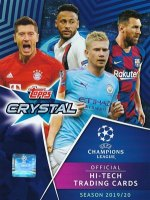 Topps Crystal UEFA Champions League Season 2019/20 - Merlin/Topps