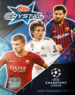 Topps Crystal UEFA Champions League - Merlin/Topps