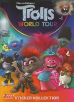 "Trolls ""World Tour"" - Merlin/Topps"
