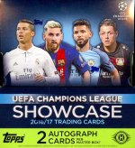 UEFA Champions League Showcase 2016/17 - Merlin/Topps