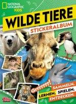 Wilde Tiere - Merlin/Topps