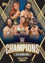 WWE Champions - Merlin/Topps