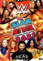 WWE Slam Attax 2021