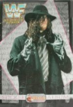 WWF - World Wrestling Federation (schwarzes  Album) - Merlin/Topps