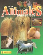 Animales 1991 - Panini
