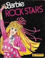 Barbie Rockstars - Panini